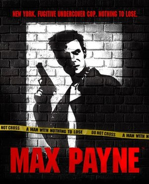 Max Payne (video game) - Image: Maxpaynebox