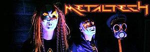 Metaltech (band) - The Insidious Doktor Mayhem, Erik Tricity, Lord Thrapston Flagellator