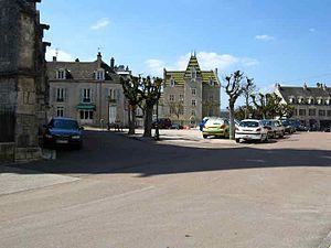 Meursault - Town hall