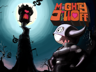 <i>Mighty Jill Off</i> 2008 video game