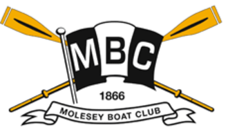 Molesey Boat Club - Image: Molesey BC logo
