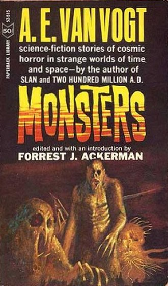Monsters (collection) - First edition