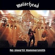 No Sleep Til Hammersmith Wikipedia