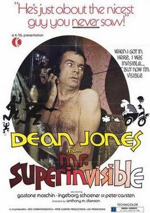 Mr. Superinvisible - Image: Mr. Superinvisible