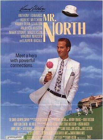 Mr. North - Theatrical release poster