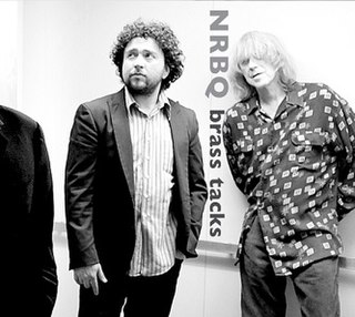<i>Brass Tacks</i> (album) 2014 studio album by NRBQ