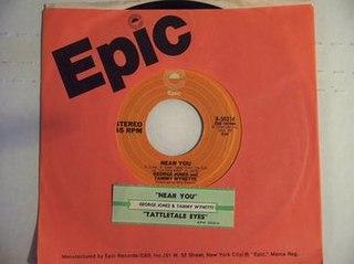Near You 1976 single by George Jones and Tammy Wynette