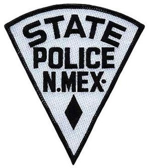 New Mexico State Police - Image: New Mexico State Police
