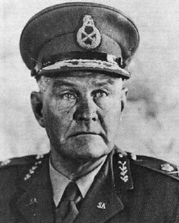 Nick Bierman South African military commander