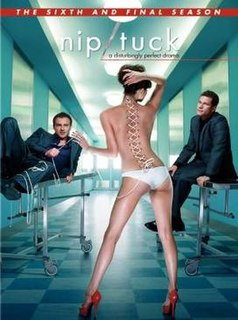<i>Nip/Tuck</i> (season 6) Season of television series