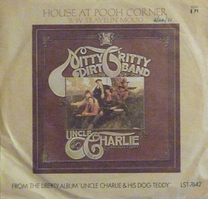 House at Pooh Corner (song) - Image: Nitty Gritty House at Pooh single