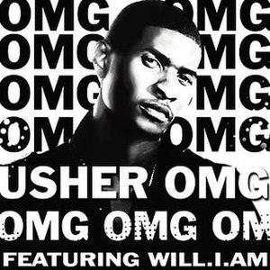 OMG (Usher song) - Image: OMG Usher song