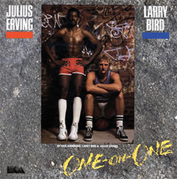 One on One - Dr. J vs. Larry Bird Coverart.png