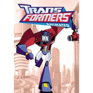 Optimus Prime - Optimus Prime in the Transformers Animated series