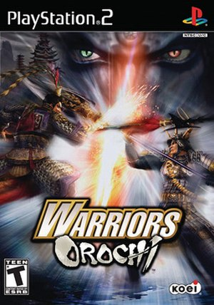 Warriors Orochi - Image: Orochi
