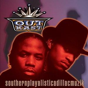 Southernplayalisticadillacmuzik - Image: Outkast southernplayalistica dillacmuzik