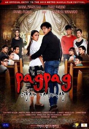 Pagpag: Siyam na Buhay - Theatrical movie poster