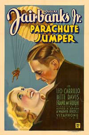 Parachute Jumper - Theatrical release poster