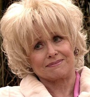 Peggy Mitchell - Barbara Windsor as Peggy Mitchell (2008)