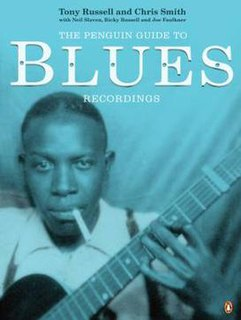 <i>The Penguin Guide to Blues Recordings</i> book by Chris Smith