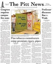 The Pitt News - Wikipedia