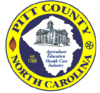 Official seal of Pitt County