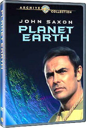 Planet Earth (film) - DVD release of the TV movie