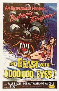 <i>The Beast with a Million Eyes</i>