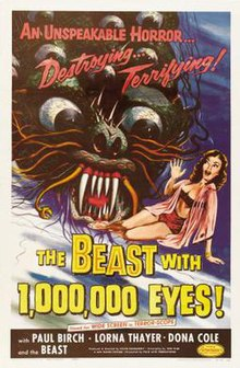 Poster of the movie The Beast with a Million Eyes.jpg