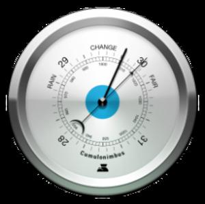 PressureNET - Image: Pressure NET icon