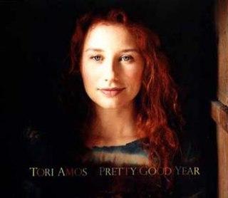 Pretty Good Year 1994 single by Tori Amos
