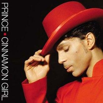 Cinnamon Girl (Prince song) - Image: Prince cg single