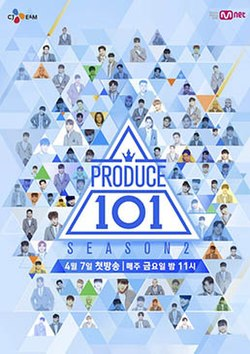 Produce 101 (season 2) - Wikipedia