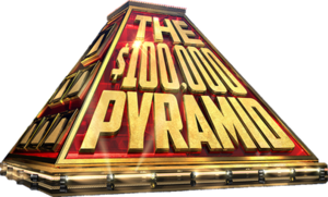 Pyramid (game show) - Logo from 2016 ABC revival of The $100,000 Pyramid