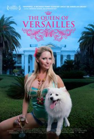 The Queen of Versailles - Film poster