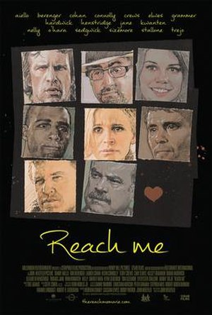Reach Me - Promotional poster
