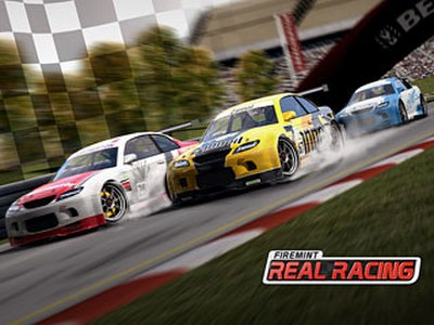 Picture of a game: Real Racing
