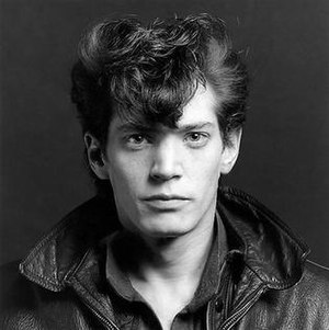 Robert Mapplethorpe - Self-Portrait, 1980