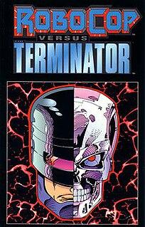 <i>RoboCop Versus The Terminator</i> (comics) comic crossover