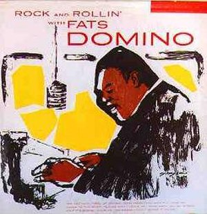 Rock and Rollin' with Fats Domino - Image: Rock and Rolling with Fats