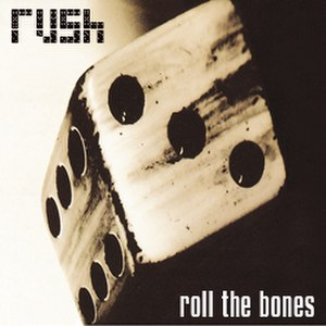 Roll the Bones (song) - Image: Rush RT Bsingle