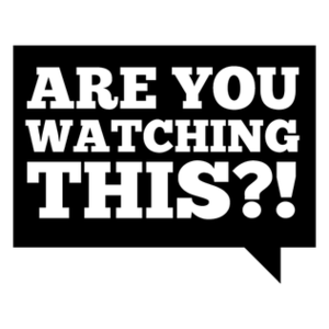 Are You Watching This?! - Image: Ruwt logo