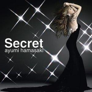 Secret (Ayumi Hamasaki album) - Image: Secret CD Only Ayumi Hamasaki