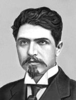 March Days - Stepan Shahumyan, an ethnic Armenian leader of the Bolshevik Baku Soviet