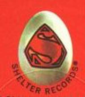 Shelter Records - Shelter Records's original logo (1969–1973, before being sued by DC Comics)
