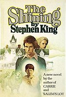 Picture of a book: The Shining By Stephen King