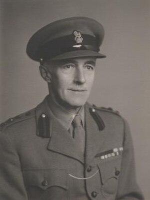 Geoffrey Hippisley-Cox - Sir Edward Geoffrey Hippisley-Cox by Walter Stoneman.