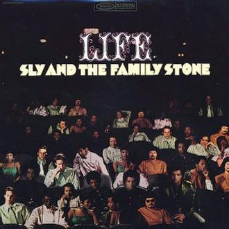 Life (Sly and the Family Stone album) - Image: Slyfamstone life
