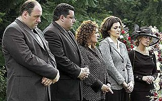In Camelot 7th episode of the fifth season of The Sopranos
