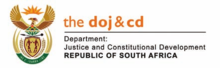 South Africa Department of Justice and Constitutional Development logo.png